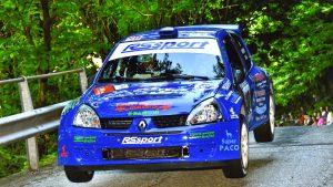 Renault Clio S1600 RSsport