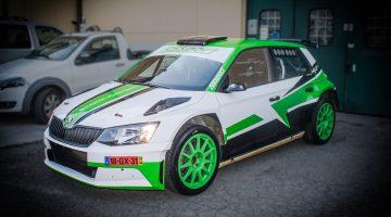 Skoda Fabia R5 RSsport