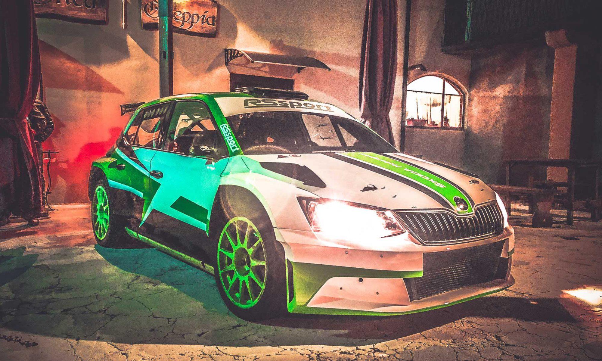RSsport di Sandro Rossi - Noleggio vetture da rally