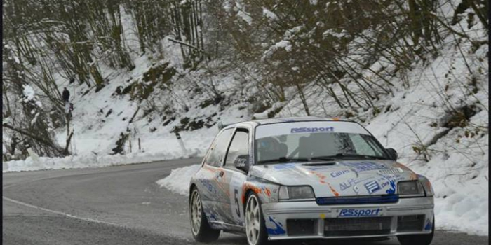 Renault Clio Maxi by RSsport