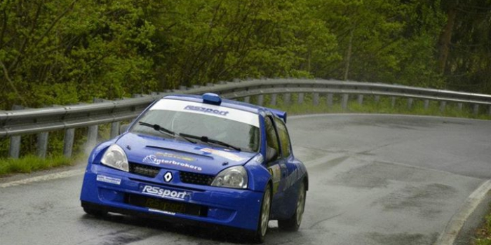 Renault Clio S1600 by RSsport