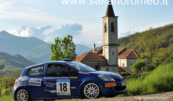 Aragno-Mondino3 Renault Clio R3 by RSsport