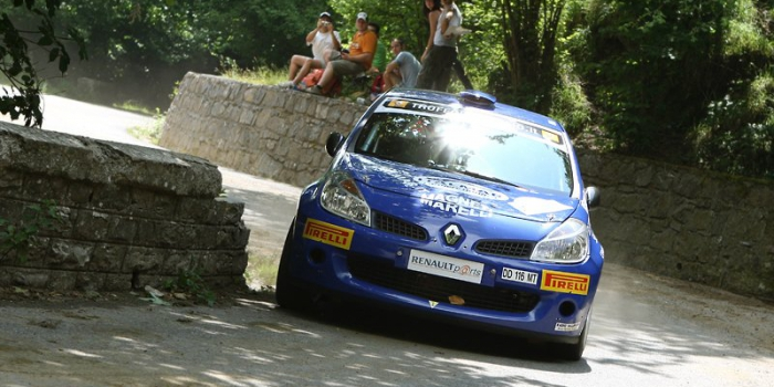 Aragno-Mondino4 Renault Clio R3 by RSsport