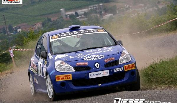 Bruciamonti-Calvi Renault Clio R3 by RSsport