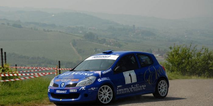 Bruciamonti-Calvi1 Renault Clio R3 by RSsport